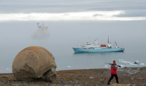 The Arctic Floating University heads for Franz Josef Land