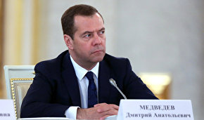 Medvedev: The Government to fulfill all its obligations for developing the Northern Sea Route