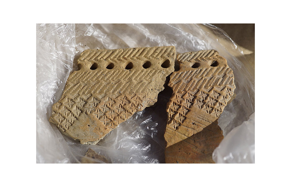 Fragments of ancient fishermen and hunters' household items found on Yamal