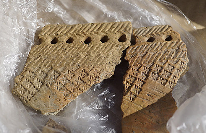 На Ямале найдены фрагменты утвари древних рыболовов и охотников