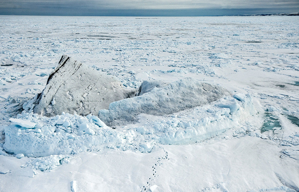 Russia to take part in symposium on the outcome of changing ice conditions in the Arctic