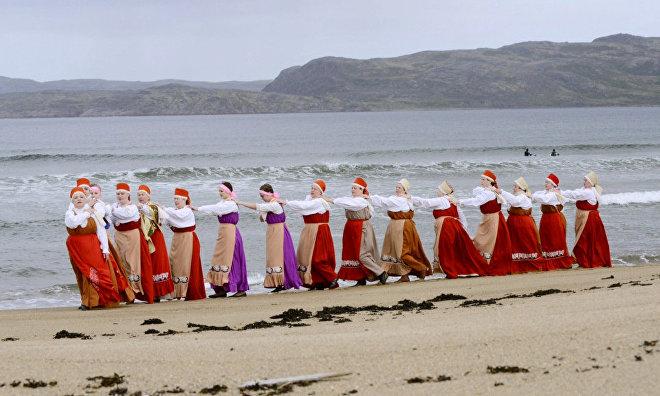 The 3rd Teriberka New Life Arctic Festival