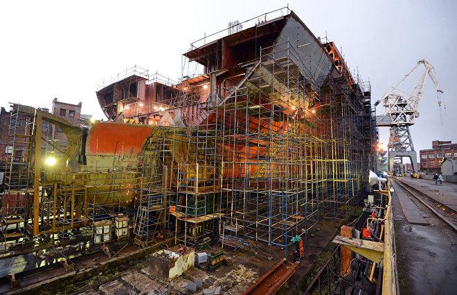 Шувалов: Бенефициаром танкера нового поколения для Арктики будет компания «Роснефти»