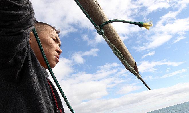 Beringia: Marine hunters festival in Chukotka