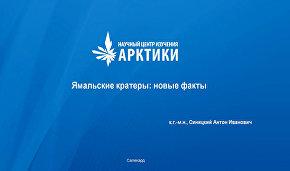 Вебинар «Ямальские кратеры: новые факты»