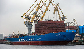 Dmitry Rogozin explained the choice of Rosatom as Northern Sea Route operator