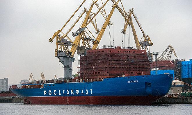 Dmitry Rogozin explained the choice of Rosatom as Northern Sea Route operator