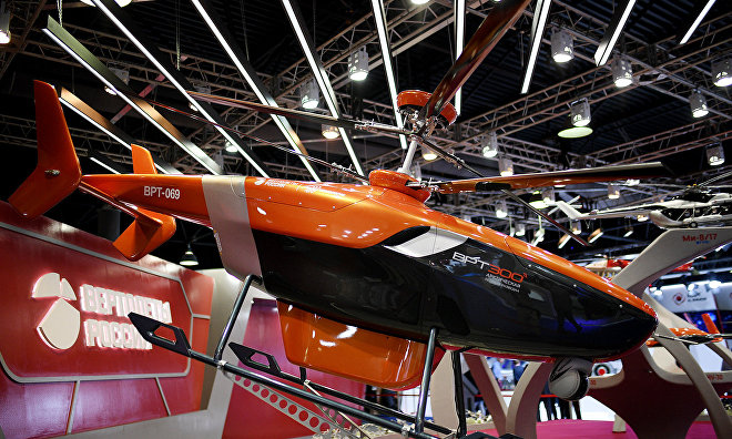 Chinese companies interested in Russian Arctic drones
