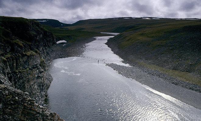 Round the world yacht expedition reaches Taimyr
