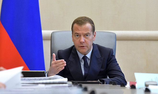 Medvedev: Some Arctic development projects will be suspended