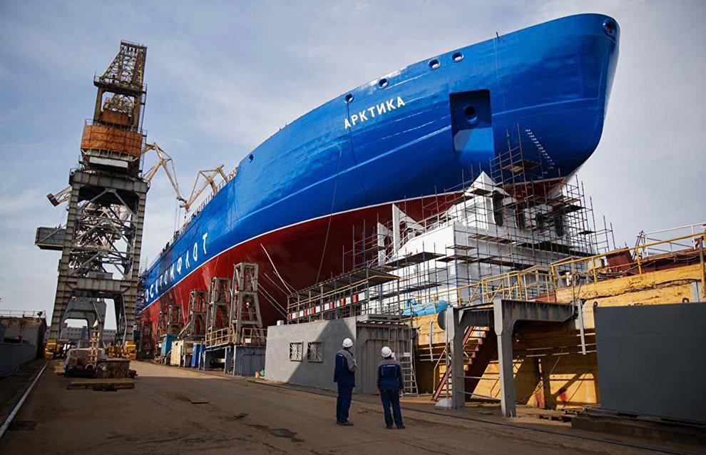 Rosatomflot: Arktika icebreaker reactor to start up in autumn