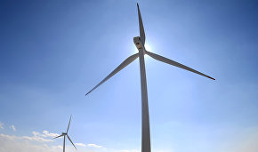 Russian scientists develop Arctic wind turbine