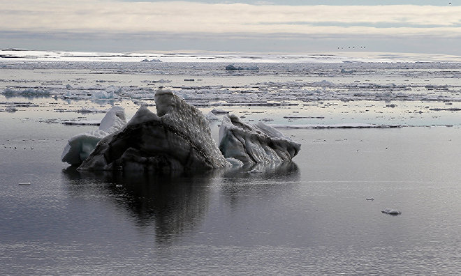 Chilingarov: Russia may get rights to the Arctic shelf in 3-5 years