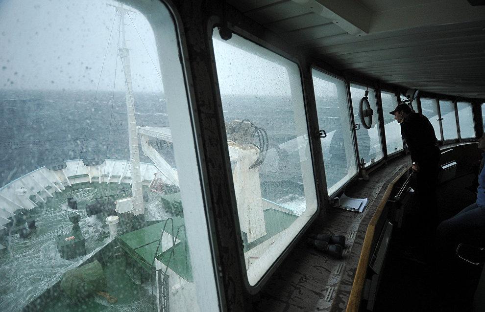 Rosneft begins geological prospecting in the Pechora Sea