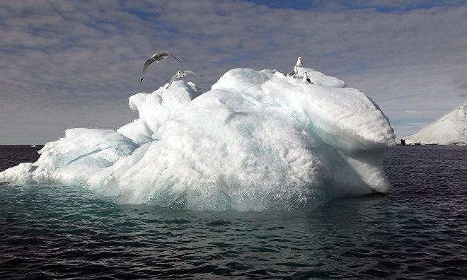 Подводная мерзлота на арктическом шельфе тает быстрее, чем предполагалось раннее