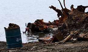 Арктика стала чище на 70 т металлолома благодаря военным экологам