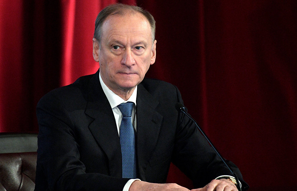 Patrushev to head Russian delegation at meeting in Sabetta in August