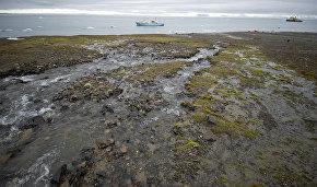 Экспедиция АПУ-2017 обнаружила остатки базы американского исследователя Арктики