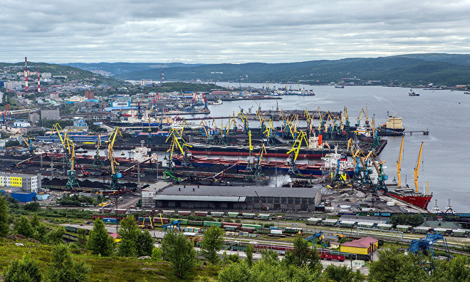 Sunken ships removal begins in Kola Bay