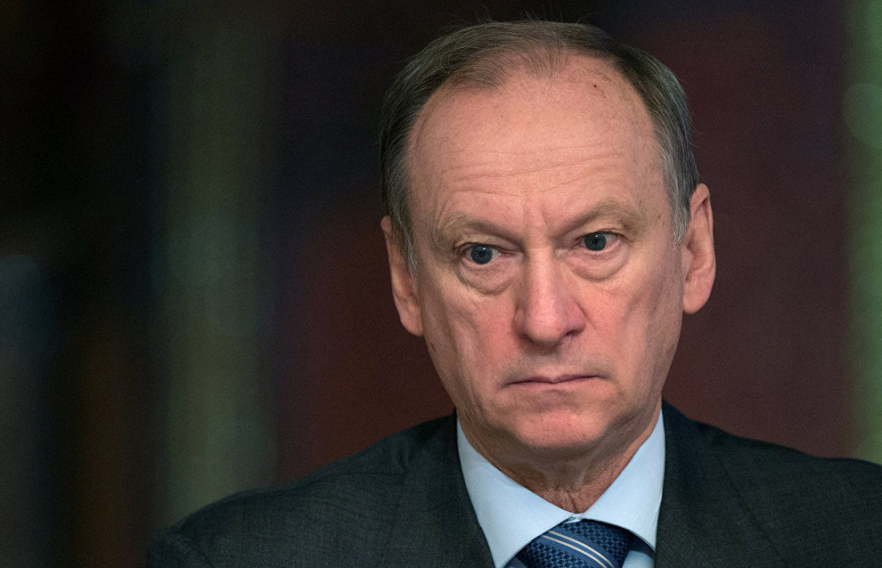 Patrushev: Irresponsible race over Arctic resources can cause environmental disasters