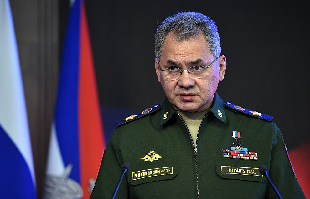 Shoigu: Arctic exploration is a guarantee of Russia's independence tomorrow
