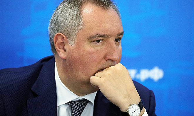 Rogozin: Government to decide on creating a state-owned company for developing the Arctic region before November