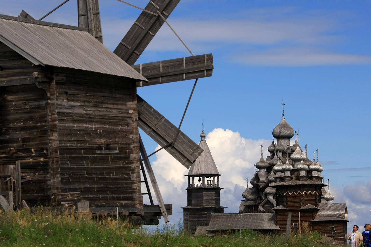 The Kizhi State History, Architecture and Ethnography Museum and Protected Nature Area
