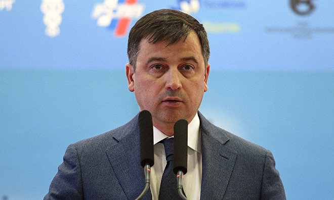 Molodtsov: We need to develop the Russian shelf despite oil price fluctuations