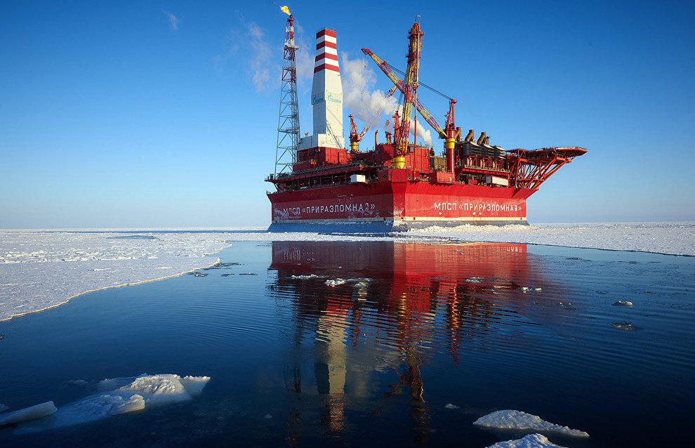 Gazprom Neft to produce over 3 million tons of oil at Prirazlomnoye field in 2018