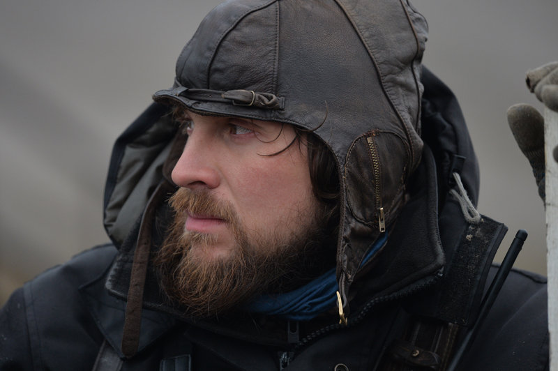 Gennady Fyodorov, state environmental protection inspector at the Wrangel Island Nature Reserve
