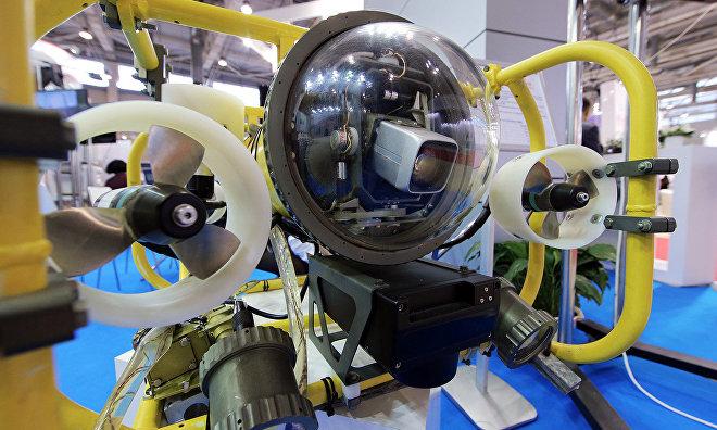 Laboratory for deep-water robotics opens in St. Petersburg
