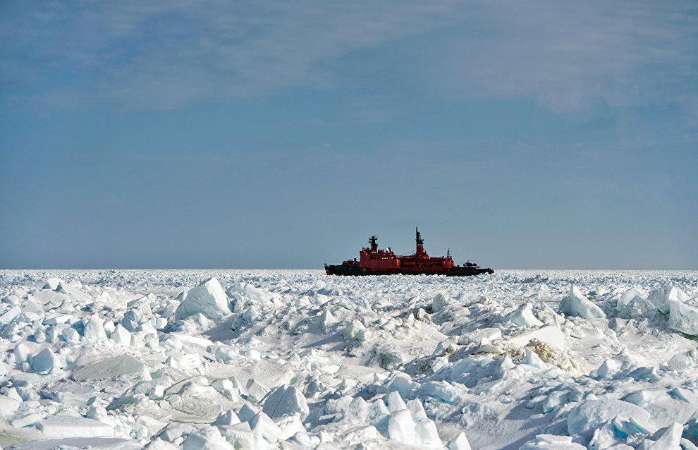 На ледоколы для Арктики могут потратить 164 млрд рублей