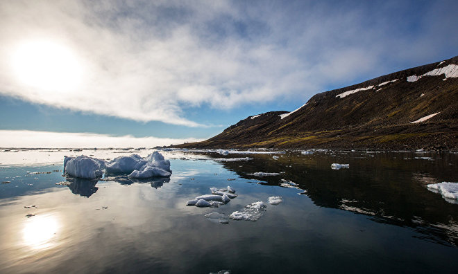 China unveils plans for 'Polar Silk Road' across the Arctic