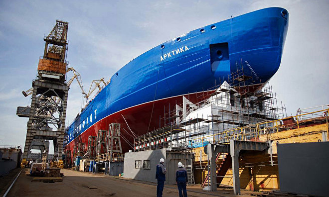 Russia plans to build an environmental protection fleet worth 3.1 billion rubles after 2021