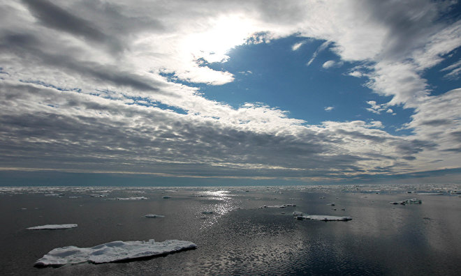 Northern Fleet hydrographers discover an island off Novaya Zemlya