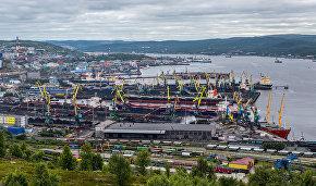 Новый пограничный сторожевой корабль «Преданный» прибыл в Мурманск