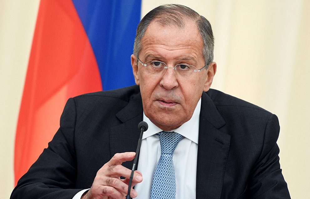 Lavrov: Sustainable development of the Arctic is only possible with the participation of all the members of BEAC
