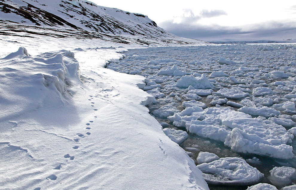 Researcher fears ice melting along Northern Sea Route might cause water shortages in southern Russia