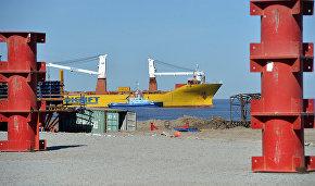 На Камчатке построят морской терминал по перегрузке сжиженного природного газа