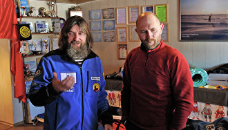 Travelers Konyukhov and Simonov to set off for the North Pole in February