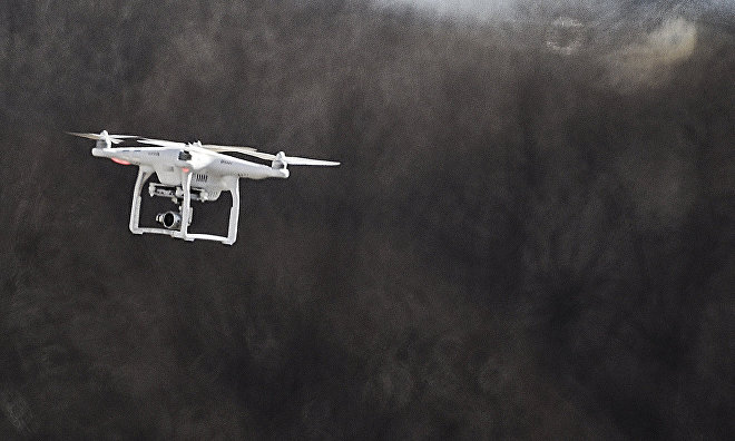 Tourists banned from flying drones in the Arctic