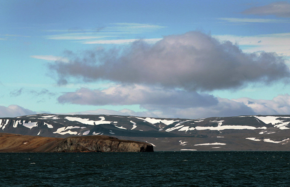 Large Russian research expedition in the Arctic this spring