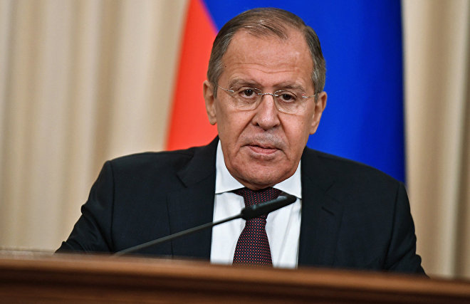 Lavrov: There is no potential for conflict in the Arctic