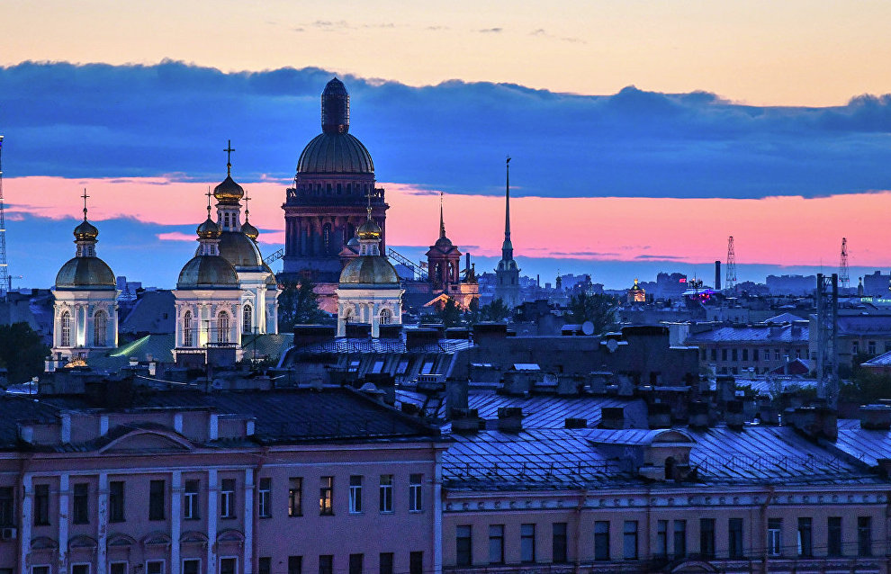 Arctic summit comes to a close in St. Petersburg