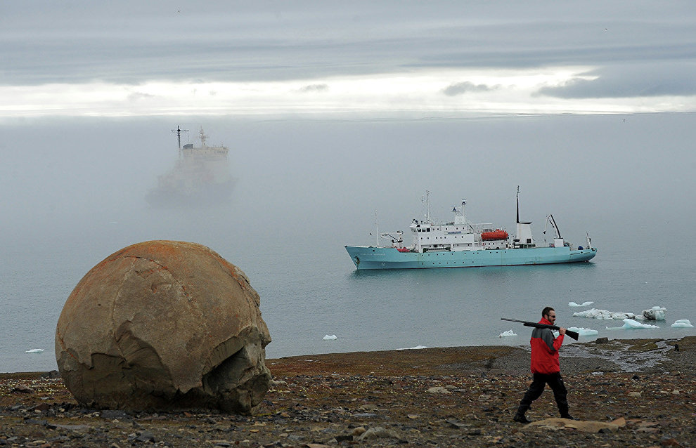 Russia defends its position on illegal Arctic fishing agreement
