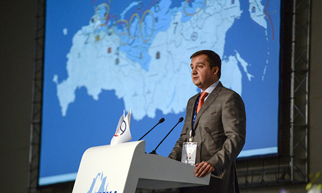 Acting Nenets Area governor presents core development zone plan