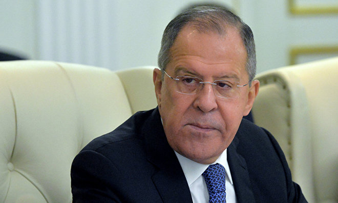 Lavrov: Moscow continues to maintain peace and stability in the Arctic