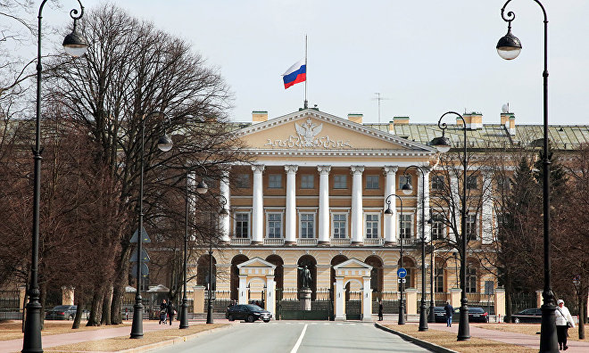 St. Petersburg government to establish an Arctic division
