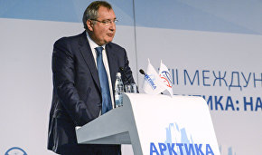 Rogozin urges improvements in Arctic system for handling dangerous substances