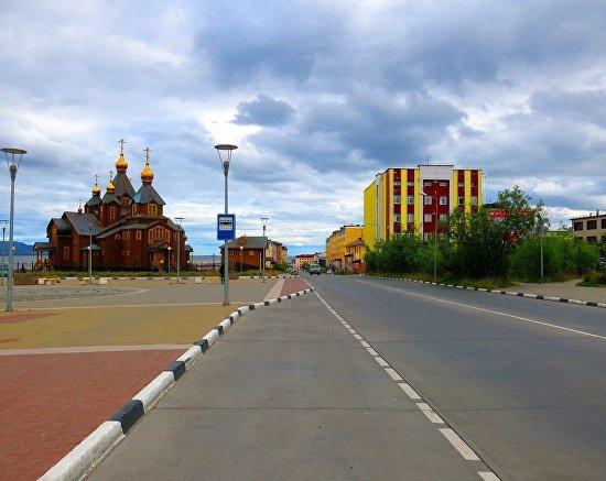 Анадырь – столица Чукотки